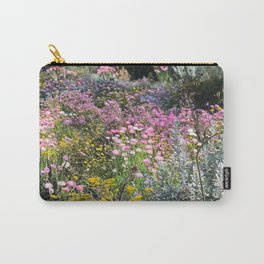 Wildflowers by Day Carry-All Pouch