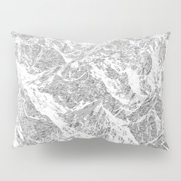 Call of the Mountains Pillow Sham