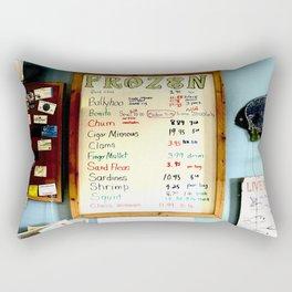 Bait Rectangular Pillow