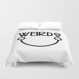 Weirdo Duvet Cover