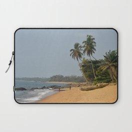 Beaches of Cameroon Laptop Sleeve