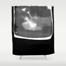 Introspection 2O by Kathy Morton Stanion Shower Curtain