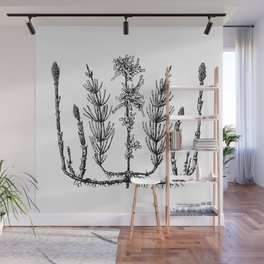 Undergrowth Wall Mural