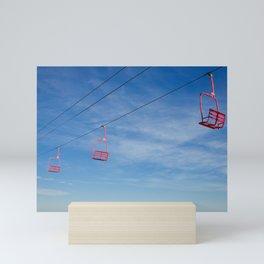 Seaside Heights Sky Lift Mini Art Print