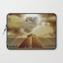 El Castillo Laptop Sleeve
