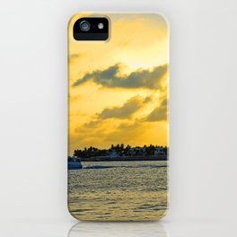 See you at Sunset! iPhone Case