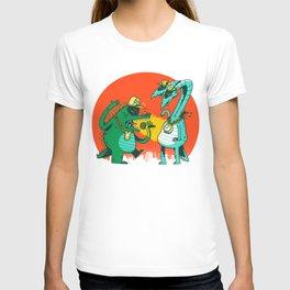 Kaiju Rap Battle T-shirt