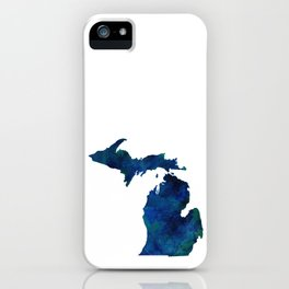 Michigan iPhone Case