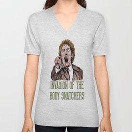Invasion of the Body Snatchers Unisex V-Neck