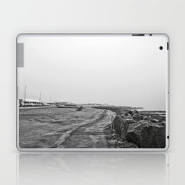 Reykjavík shore Laptop & iPad Skin