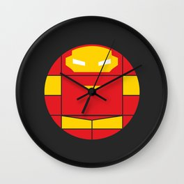 Iron Man | Projekt Sirkols Wall Clock