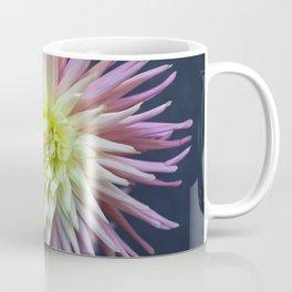 Pink and White Dahlias Coffee Mug