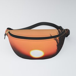 Through to the Setting Sun Fanny Pack