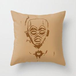 Tangaroa #1 Throw Pillow