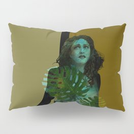 The Blue Girl Pillow Sham