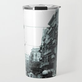 Naples, Spanish Quarter 1 Travel Mug