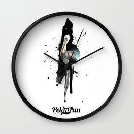 Pelinkan Wall Clock