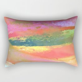Inside the Rainbow 7 Rectangular Pillow