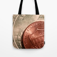 Money! Tote Bag
