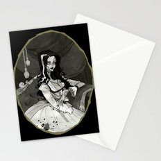 Bride of the Monster Stationery Cards