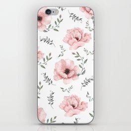 MAGNOLIA GARDEN iPhone Skin