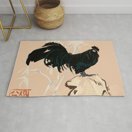 Year of the Rooster - Lucien 2017 Rug