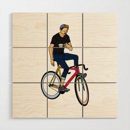 Coffee Break Wood Wall Art