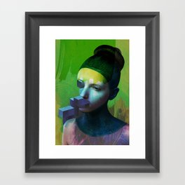 Anonym2 Framed Art Print