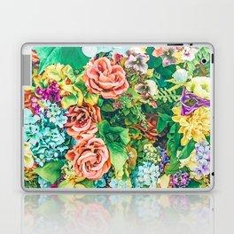 Vintage Garden #digital #nature Laptop & iPad Skin