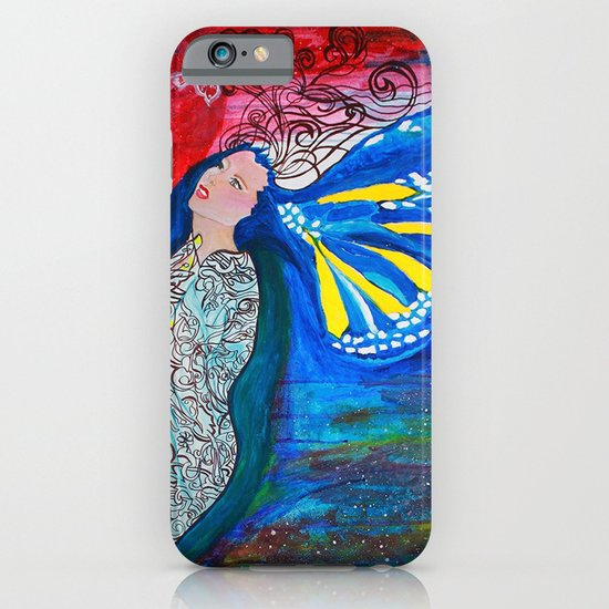 Deep iPhone & iPod Case