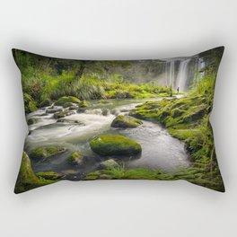 Whangarei Falls Rectangular Pillow