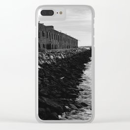 The Edge of Brooklyn Clear iPhone Case