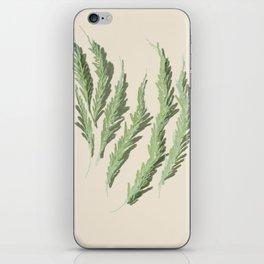 Evergreen Heart iPhone Skin