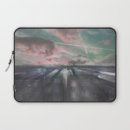 THE ELEVATION MEDITATION Laptop Sleeve