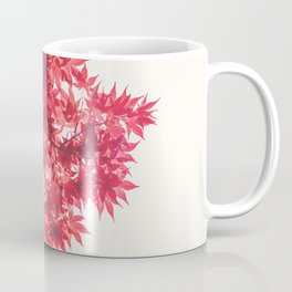 Red Japanese Maple Coffee Mug