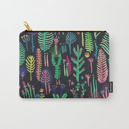 color forest in the dark Carry-All Pouch