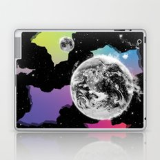 The Neon Spectrum and Cosmic Matter Laptop & iPad Skin