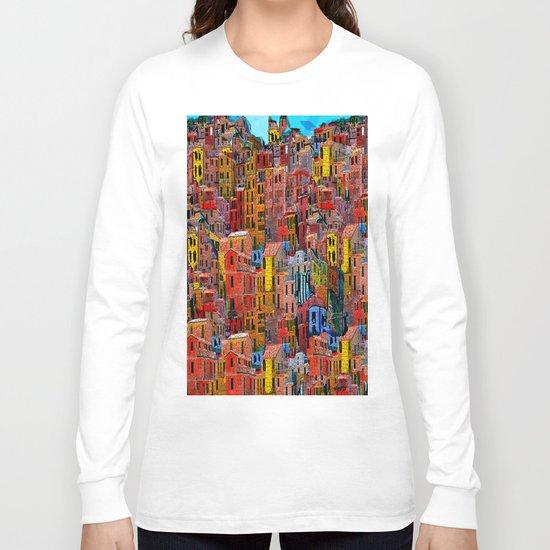 bella citta  Long Sleeve T-shirt