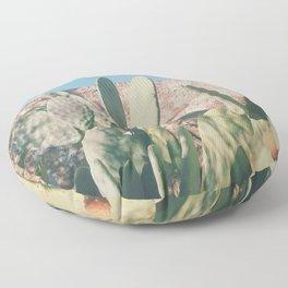 Cactus Garden Floor Pillow