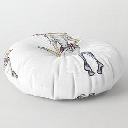 BEHIND Floor Pillow
