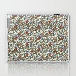 Yarnball Kitty Cat Laptop & iPad Skin