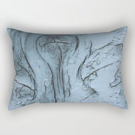 Whimsical frosted wood Rectangular Pillow
