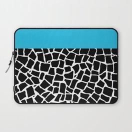 British Mosaic Electric Boarder Laptop Sleeve