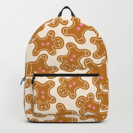 Gingerbread & Gumdrop Buttons Backpack