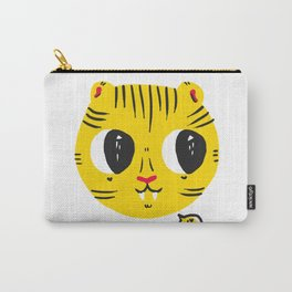 hi lil' tiger Carry-All Pouch