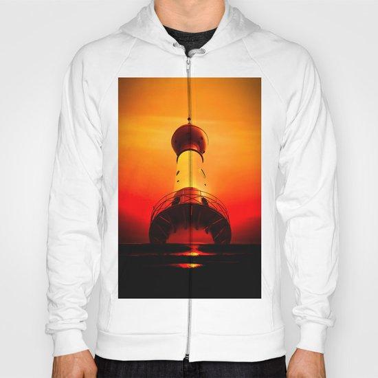 Lighthouse romance Hoody