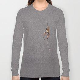 Climbing: Solitude Long Sleeve T-shirt