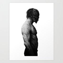 DH: High Chaos Corvo Art Print
