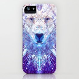 Ursa Major The Star Bear iPhone Case