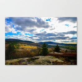 Great Hill Canvas Print